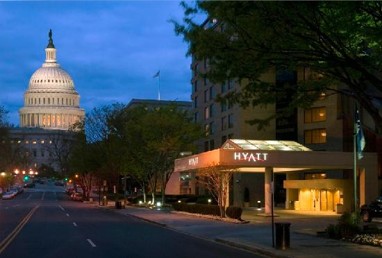 Hyatt Regency Washington: IAES Conference Headquarter